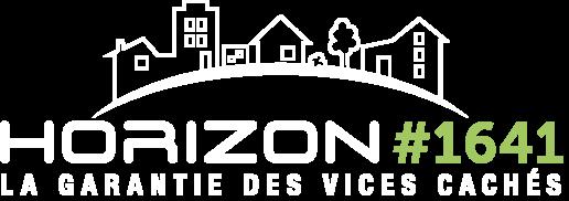 Logo Horizon #1641 la garantie des vices cachés - Footer